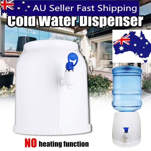 Portable Table Top Countertop Bottle Water Cooler Dispenser Home