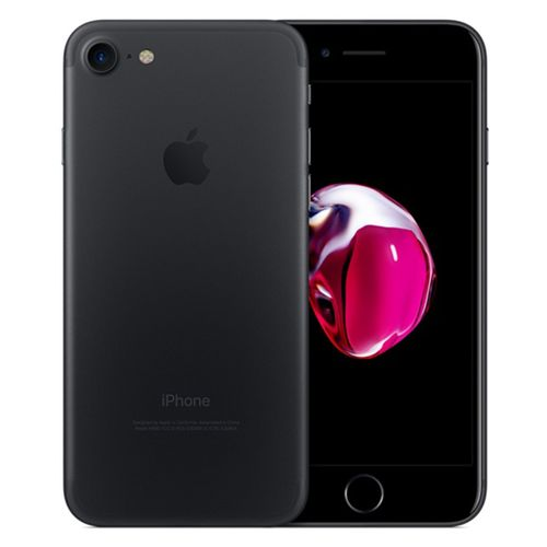 IPhone 7 Mobile Phone - 32GB - 3D Touch IPS Technology - 4.7 Inch IOS 10 - Black