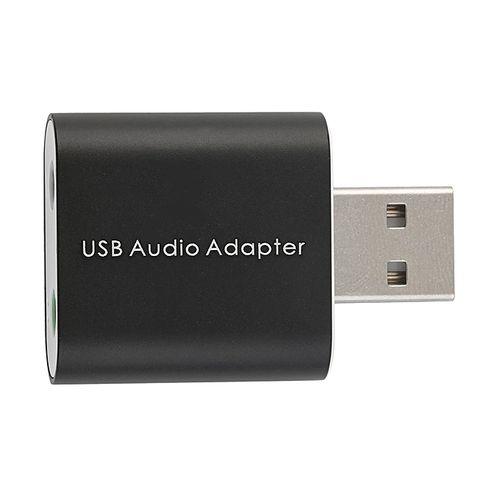 2016 External USB 2.0 7.1 CH Virtual Audio Sound Card Adapte
