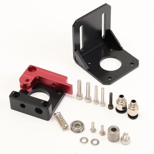 Aluminum Frame MK8 Extruder Drive Feed For Creality CR-10/10S Series 3D Printer