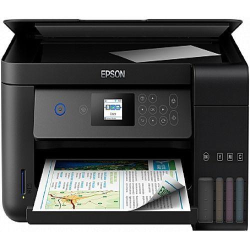 L4160 Wi-Fi Duplex All-in-One Ink Tank Printer