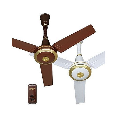 QASA 36'' CEILING FAN QCF-36C BROWN