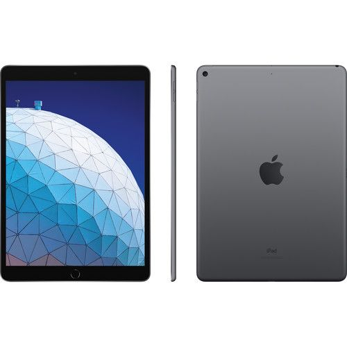 """10.5"""" IPad Air (Early 2019, 64GB, Wi-Fi Only, Space Gray)"""