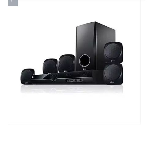 LG Home Theater System With Bluetooth + Usb + Dvd. Bass Blast