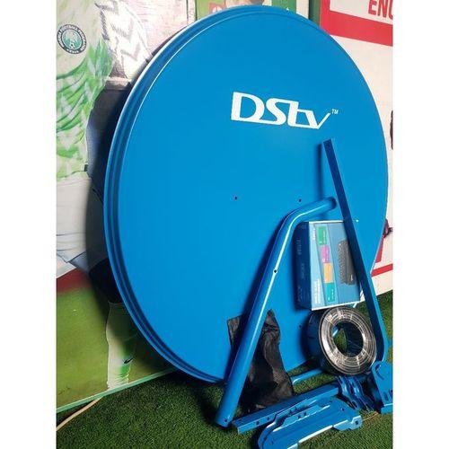 Full KIT HD DSTV Decoder - Dish Kit No Subscription