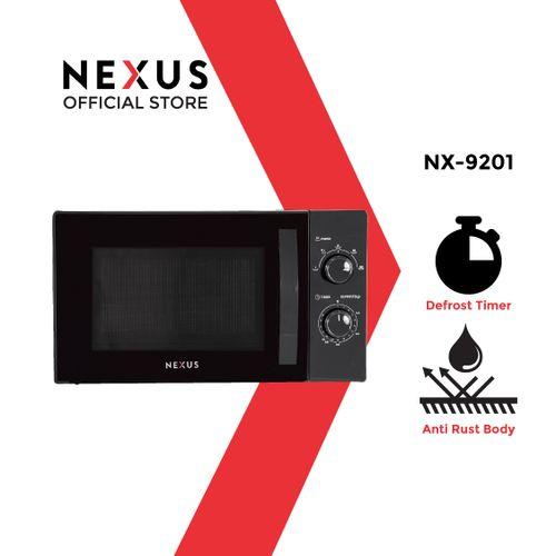 20L Microwave Oven - Black.
