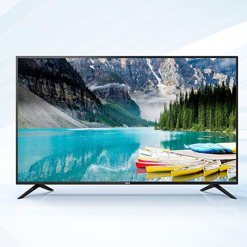 "43"" LED FHD TV - Haier Manufacturer - 3 Year Warranty - Black"