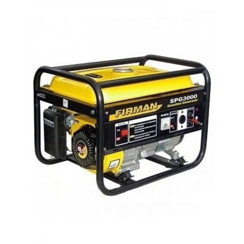 2.8 MAX CAPACITY Firman SPG-3000 Manual Generator