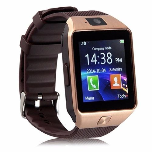 Android/ios Bluetooth Smart Wrist Watch (SIM Card, Memory Card, Camera)