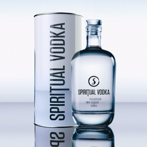 Exceptional New Zealand Vodka (Spiritual Vodka)