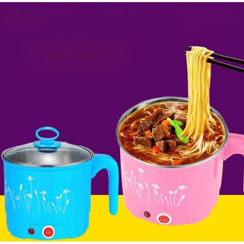 1.5L Multifunction Electric Skillet Noodles Rice Cooker