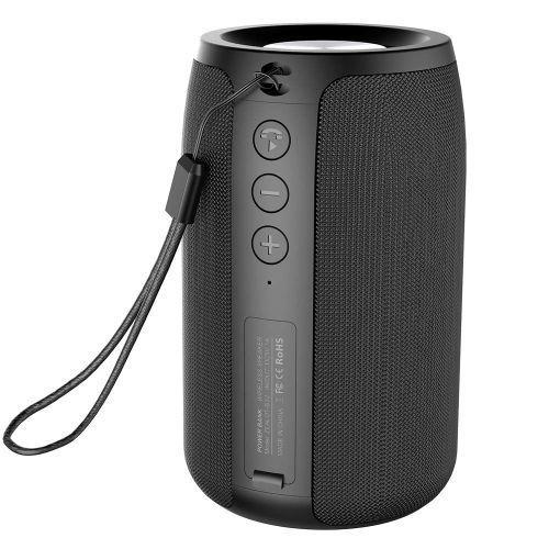 Zealot S32 Bluetooth Speaker 3D Stereo Soundwoofer, A Portable Alternative To Zealot S8 - Black