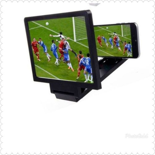 Mobile Phone Screen Enlarge Magnifier HD Video Amplifier