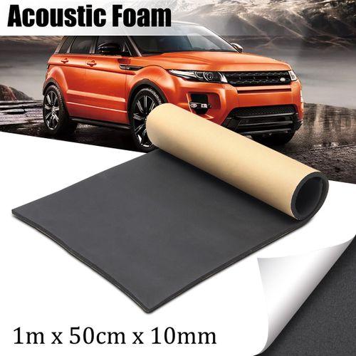 Self Adhesive Acoustic Foam Car Noise SoundProof Insulation Studio