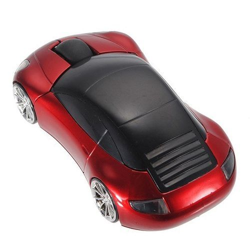 Wireless USB Maus PC Mouse Mice 3D Car Shaped For Computer Laptop Notebook
