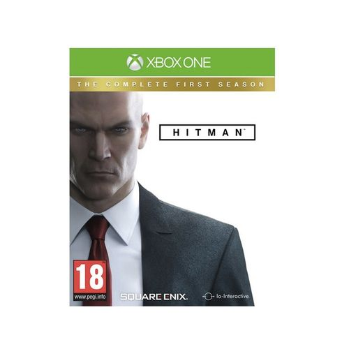 Hitman: The Complete First Season Steelbook Edition- Xbox One