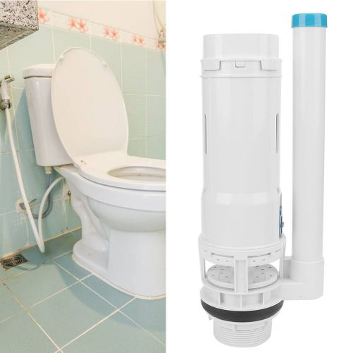 260mm Toilet Fill Valve Adjustable Universal Fill Valve For Most Toilets, Water Tank Connected Flush Fill Toilet Cistern Drain Valve Repair Bathroom Accessories