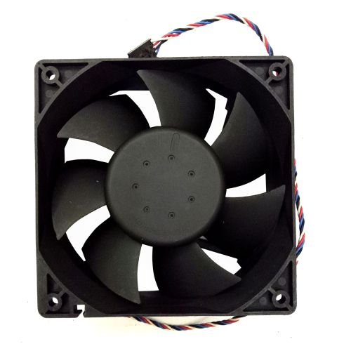 Muliawu Store Hi-speed 3700 Cooling Fan Replacement 4-pin Connector For Antminer Bitmain S7 S9-Black