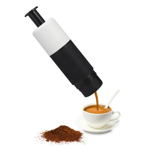 Portable Hand Press Capsule Coffee Maker For Travelling Camping