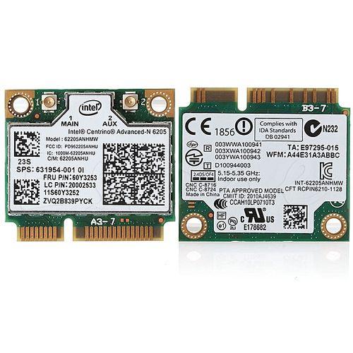 2019 New Intel Dual Band Wireless-N Wifi Card For Lenovo Thinkpad X230 T430 60Y3253( )