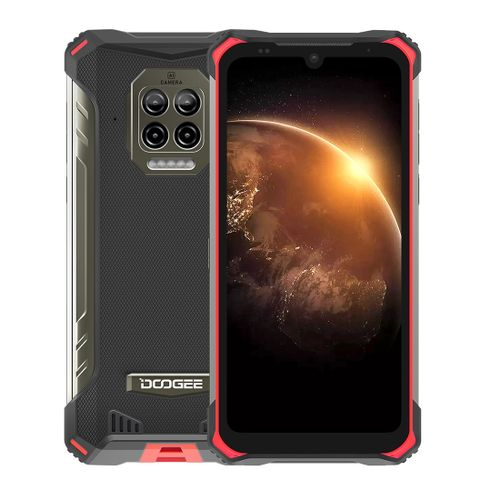 S86 Rugged Phone, 6GB+128GB, 6.1 Inch Android 10, Network: 4G(Red)