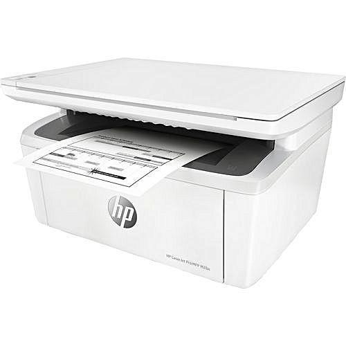 Laserjet Pro MFP M28a Printer. (Print + Scan + Photocopy)