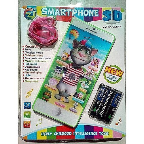Talking Tom Smartphone For Children (3D)