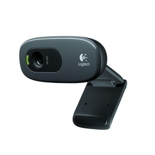 C170 Digital Web Camera - Black.