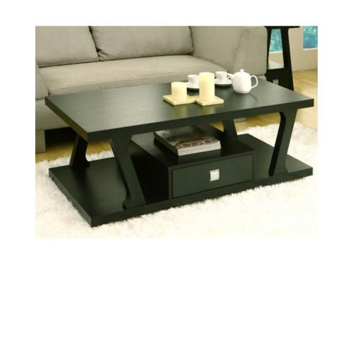 Rgr Coffee/Centre Table-Walnut (Delivery In Lagos Only)
