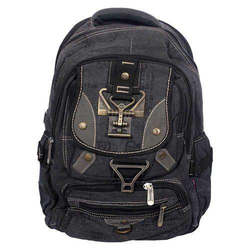 Strong Khaki Durable Laptop/School Back Pack