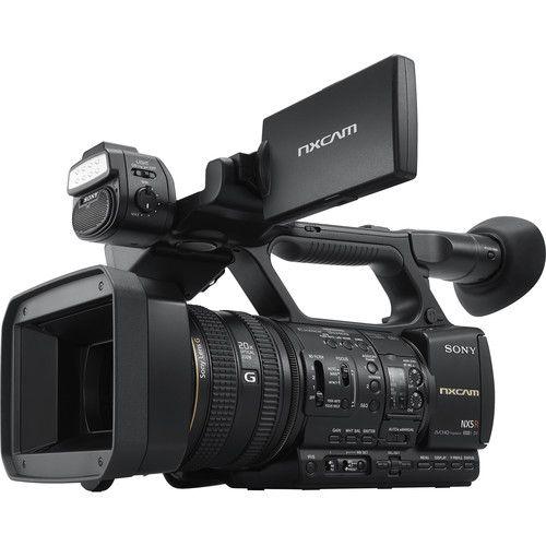 HXR-NX5R NXCAM Professional Camcorder