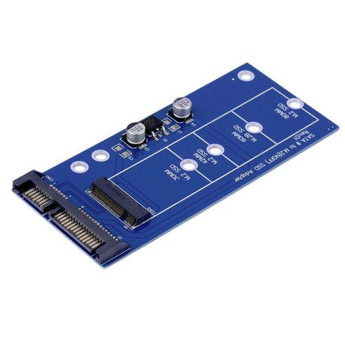 M2 NGFF SSD Converted To SATA Convertor Card SATA Converted To NGFF Adapter