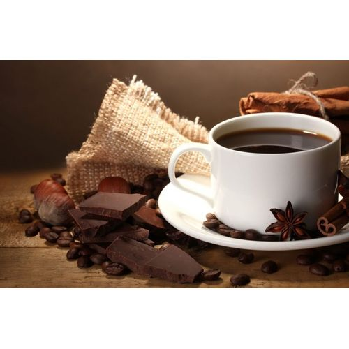 Coffee Cup And Saucer - 6