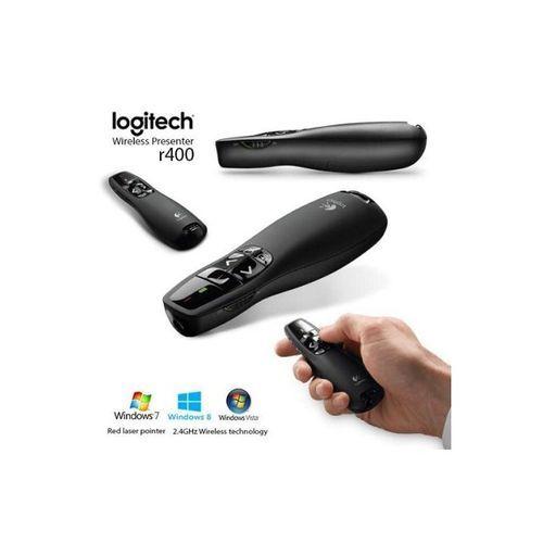 R400 Wireless Presenter With Laser Pointer