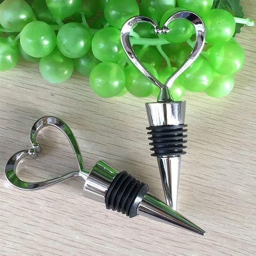 Keep Wine Fresh Stainless Wine Bottle Re Sealer Stopper 2pcs