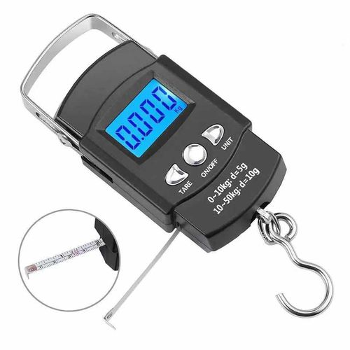 50KG Digital Scale Portable Electronic Weight