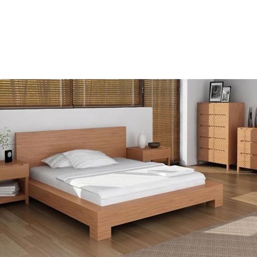Megatto Bedframe And 2side Drawers Set(Lagos Only). 6by6