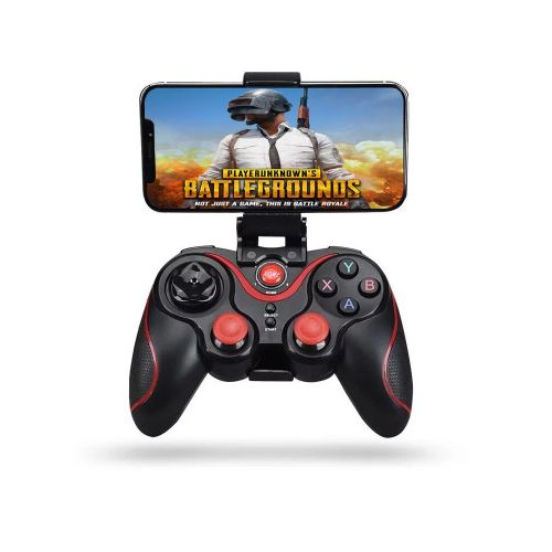 Mobile Wireless Bluetooth Gamepad Supports Ios Android