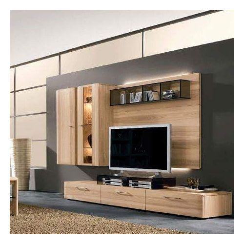 Modern European Media Tv Wall Mount (Delivery Within Lagos Only)