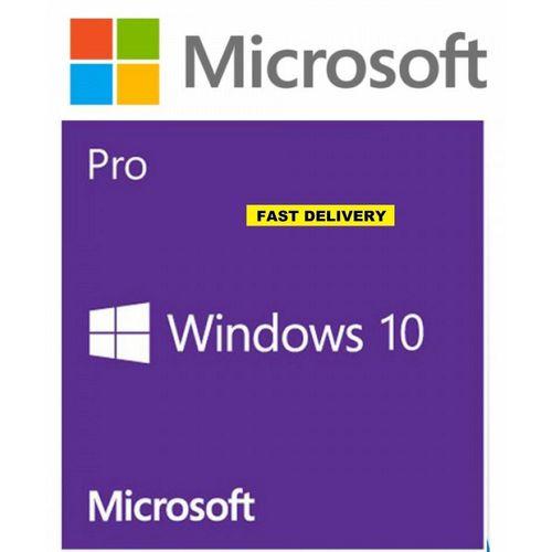 Windows 10 Professional 32/64-bit Download Version