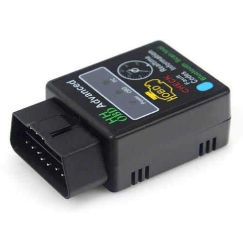 TA-ELM327 V2.1 OBD 2 OBD-II Car Auto Bluetooth Diagnostic Scanner For Android Black