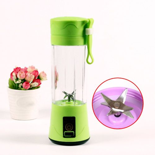 Multi-Function Usb Charging Juice Cup Fruit Electric Mixing