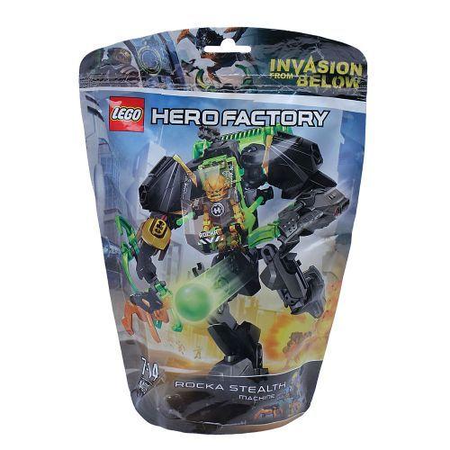 Hero Factory Rocka Stealth - Educative Toy