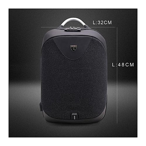 Anti - Theft Computer Backpack Outdoor Backpack Digita Backpack USB Charging Bag Storage Board Accessories