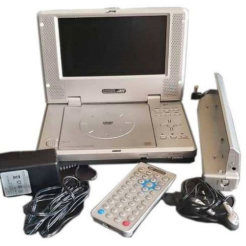Rechargeable Portable DVD Player