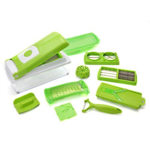 12pcs/set Multifunctional Shredder Salad Vegetable