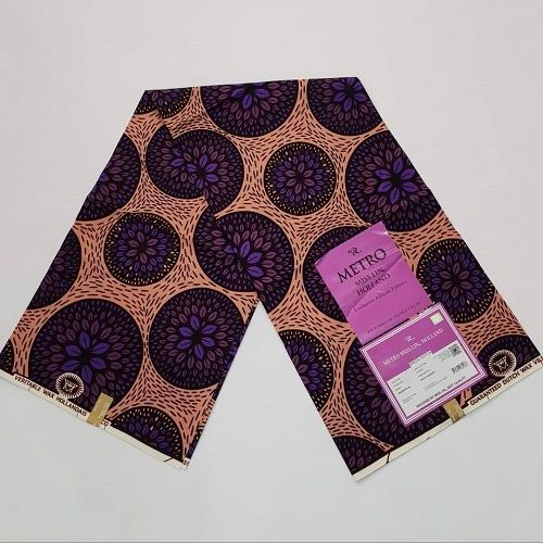 Metro Miss Lin Holland Wax Fabric