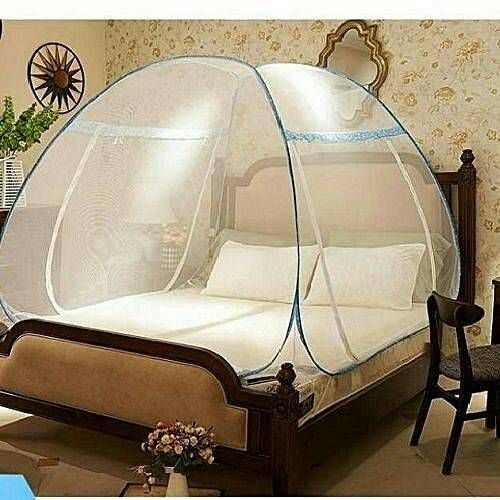Foldable Mosquito Net Tent For 6/7, 7/7