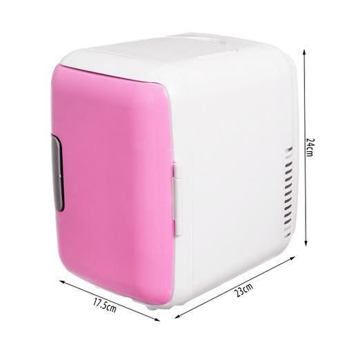 12V 220V 4L Mini Fridge Portable Refrigerator Cooler Freezer Car & Home / Office
