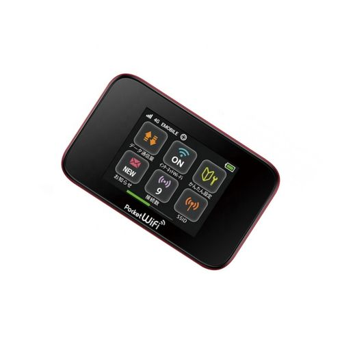Huawei GL10P EMOBILE 4G LTE Pocket WiFi Hotspot 150Mbps Hotspot Wireless Router